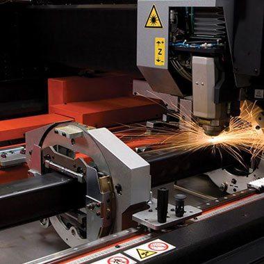 Tube Laser Cutting - JMS Metaltec